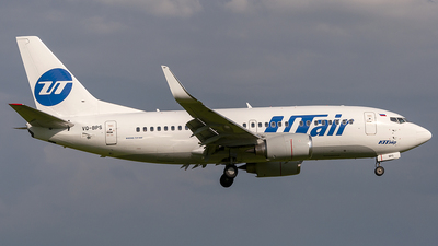 VQ-BPS - Boeing 737-524 - UTair Aviation