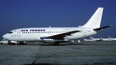 F-GCJL - Boeing 737-222 - Air France (Euralair)