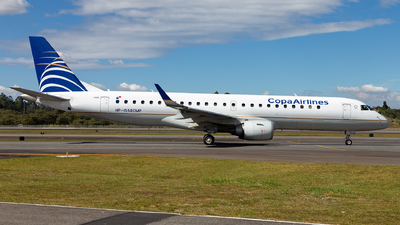HP-1558CMP - Embraer 190-100IGW - Copa Airlines