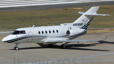 N908NR - Hawker Beechcraft 800XP - Private