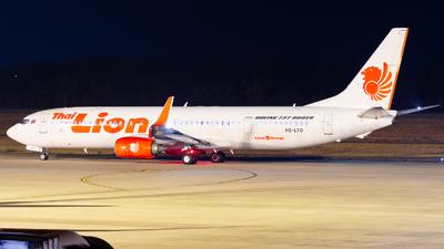 HS-LTO - Boeing 737-9GPER - Thai Lion Air