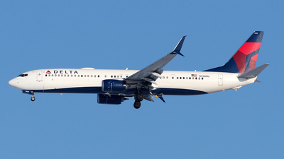 A picture of N928DU - Boeing 737932(ER) - Delta Air Lines - © Yixin Chen