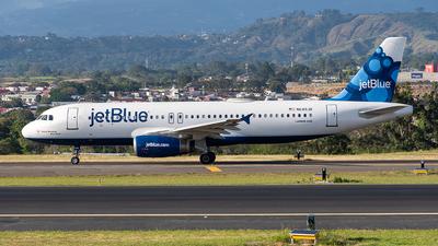 N649JB - Airbus A320-232 - jetBlue Airways