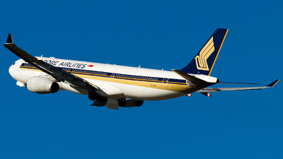 9V-STW - Airbus A330-343 - Singapore Airlines