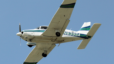 A picture of N8395A - Piper PA28181 - [288190248] - © Moralesroger25