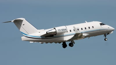 T7-EAA - Bombardier CL-600-2B16 Challenger 604 - Jet Airlines