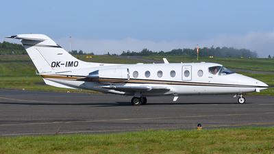 OK-IMO - Hawker Beechcraft 400A - Queen Air