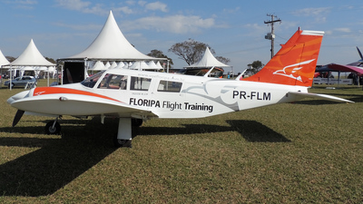 PR-FLM - Piper PA-34-200 Seneca - Floripa Flight Training