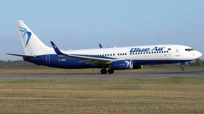 YR-BMN - Boeing 737-82R - Blue Air