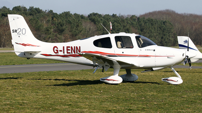 A picture of GIENN - Cirrus SR20 - [1899] - © Jeroen Stroes