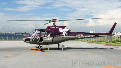 JA9795 - Aérospatiale AS 350B Ecureuil - Ogawa Air
