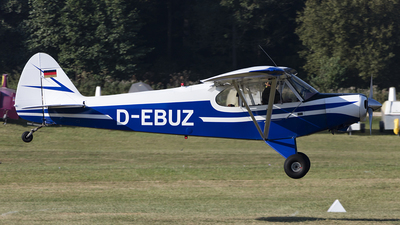 D-EBUZ - Piper PA-18-150 Super Cub - Private