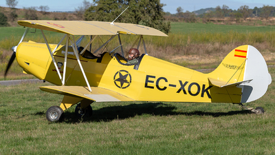 EC-XOK - Hatz Bantam - Private