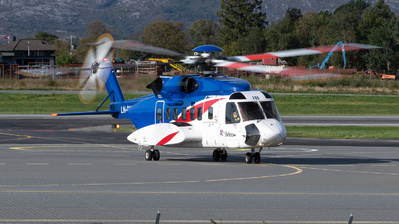 LN-OIB - Sikorsky S-92A Helibus - Bristow Norway