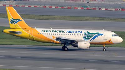 RP-C3194 - Airbus A319-111 - Cebu Pacific Air