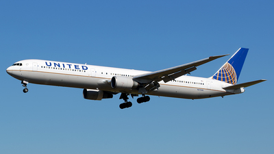 N67058 - Boeing 767-424(ER) - United Airlines