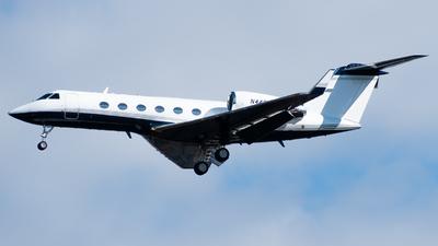 N44GV - Gulfstream G-IV(SP) - Private