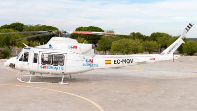 A picture of ECMQV - Bell 412EP - [36673] - © Juan Manuel Gibaja | JMSPOTTER
