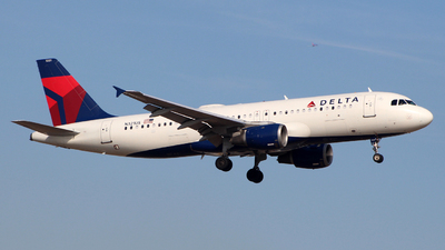 N321US - Airbus A320-211 - Delta Air Lines