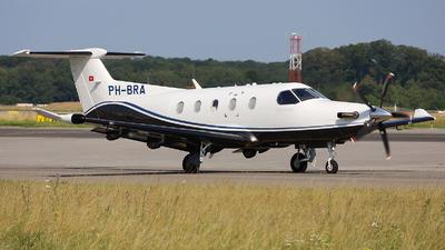 PH-BRA - Pilatus PC-12/47E - Private