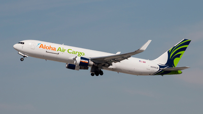 N399CM - Boeing 767-323(ER)(BDSF) - Aloha Air Cargo