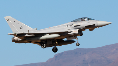 C.16-48 - Eurofighter Typhoon EF2000 - Spain - Air Force