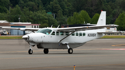 N208BX - Cessna 208B Grand Caravan - Boeing Company