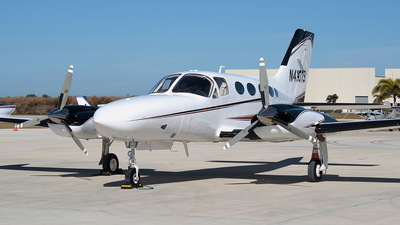 N41019 - Cessna 421B Golden Eagle - Private
