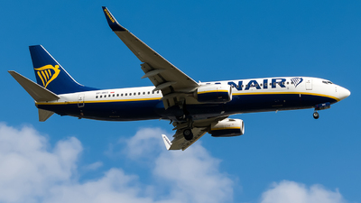 A picture of SPRKC - Boeing 7378AS - Ryanair - © Boryspil Spotter