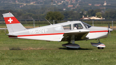 A picture of HBOVP - Piper PA28160 - [28756] - © Alexandre Fazan