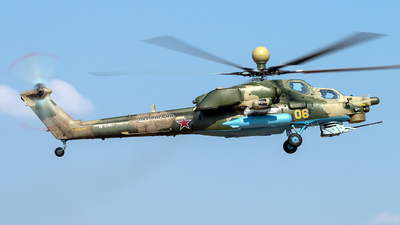 RF-13457 - Mil Mi-28N Havoc - Russia - Air Force