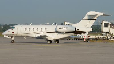 M-BTLT - Bombardier BD-100-1A10 Challenger 300 - Private