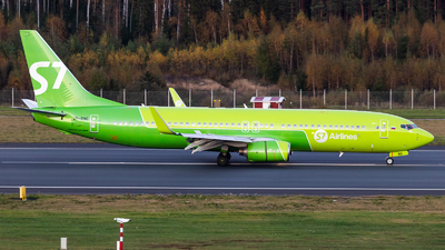 VP-BNG - Boeing 737-83N - S7 Airlines
