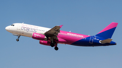 A picture of HALWG - Airbus A320232 - Wizz Air - © Ray Pace