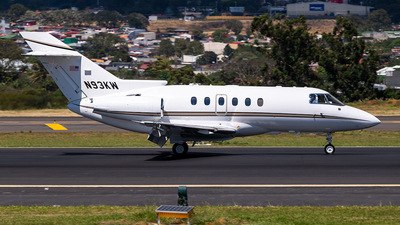 N93KW - Hawker Beechcraft 750 - Private