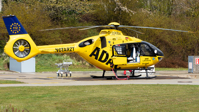 D-HXBA - Airbus Helicopters H135 - ADAC Luftrettung