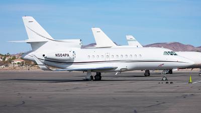 N504PA - Dassault Falcon 900 - Private