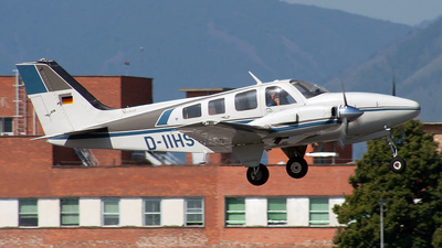 D-IIHS - Beechcraft 58P Baron - Private