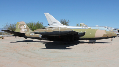 55-4274 - Martin B-57E Canberra - United States - US Air Force (USAF)