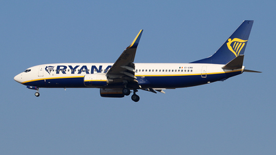 EI-EMR - Boeing 737-8AS - Ryanair