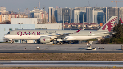 A7-ALG - Airbus A350-941 - Qatar Airways