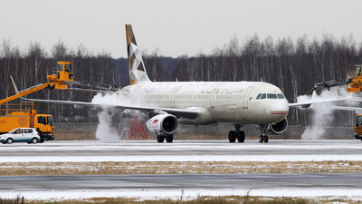A picture of A6AEE - Airbus A321231 - Etihad Airways - © ShipSash