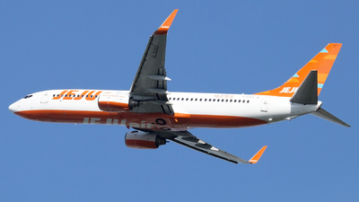 HL8050 - Boeing 737-8AS - Jeju Air