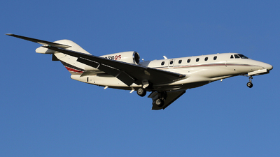 N978QS - Cessna 750 Citation X - NetJets Aviation