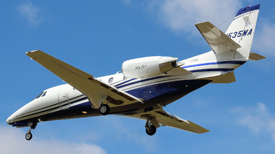 N535MA - Cessna 560XL Citation XLS Plus - Private