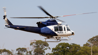 A picture of VHPHZ - Bell 412EP - [36614] - © Matthew McDonald