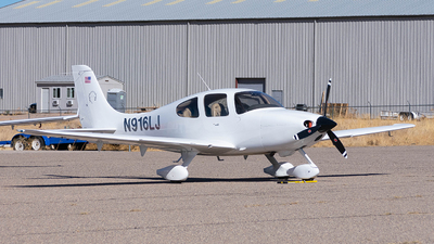 N916LJ - Cirrus SR22 - Private