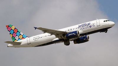 N603JB - Airbus A320-232 - jetBlue Airways