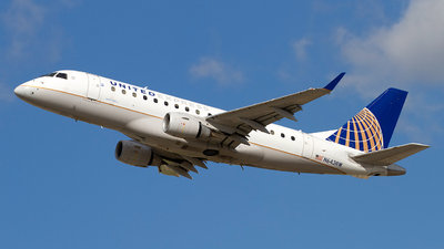 N643RW - Embraer 170-100SE - United Express (Republic Airlines)