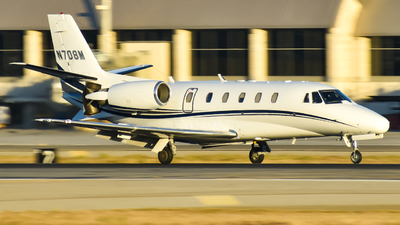 N708M - Cessna 560XL Citation XLS - Private